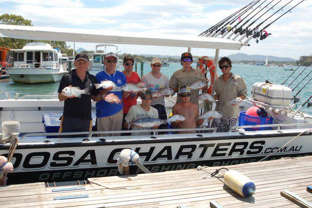 Fishing Offshore Noosa 3